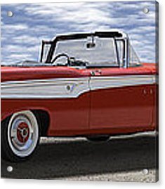 1959 Edsel Corsair Acrylic Print