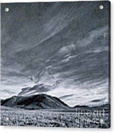 Land Shapes 19 Acrylic Print