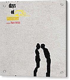500 Days Of Summer Acrylic Print