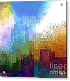 9-11-01 Acrylic Print by Dale   Ford