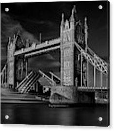 Bridge Acrylic Print by C.s. Tjandra