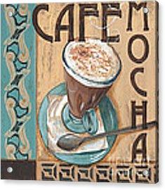 Cafe Nouveau 1 Acrylic Print