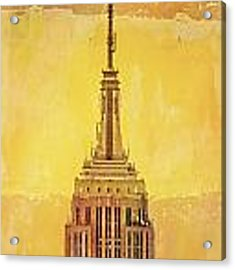Empire State Building 4 Acrylic Print