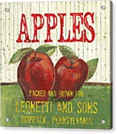 Farm Fresh Fruit 3 Acrylic Print by Debbie DeWitt