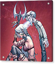 Grimm Myths And Legends 06a Acrylic Print