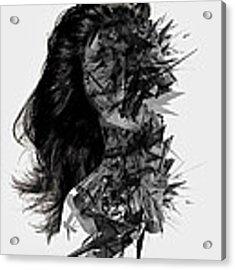 Inner Silence Acrylic Print