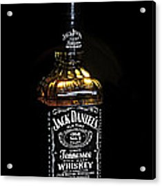 Jack Daniel's Old No. 7 Acrylic Print by James Sage