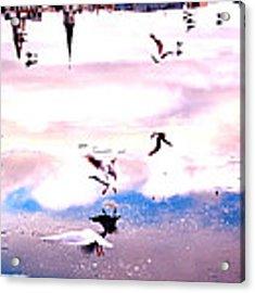Lake Sonata Acrylic Print by HweeYen Ong