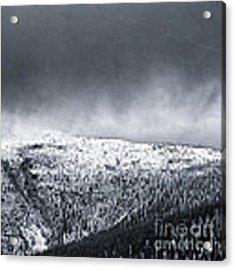 Land Shapes 2 Acrylic Print