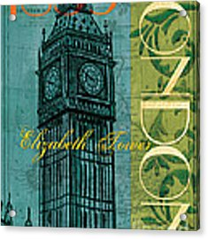 London 1859 Acrylic Print
