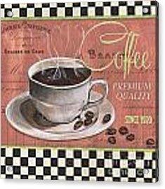Marsala Coffee 1 Acrylic Print