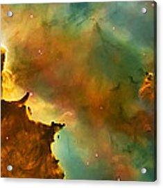 Nebula Cloud Acrylic Print