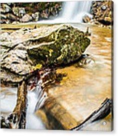 Peavine Falls  Acrylic Print by Parker Cunningham