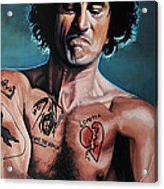 Robert De Niro 2 Acrylic Print