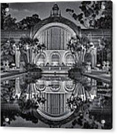San Diego Botanical Garden Acrylic Print by Gigi Ebert
