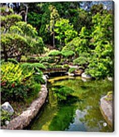 San Marino - Huntington Botanical Gardens 004 Acrylic Print by Lance Vaughn