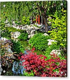 San Marino - Huntington Botanical Gardens 005 Acrylic Print by Lance Vaughn
