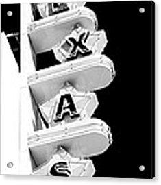 Texas Theater Acrylic Print by Darryl Dalton