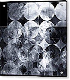The 13th Dimension Acrylic Print by Menega Sabidussi