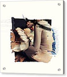 Whispers Acrylic Print by Panda Gunda