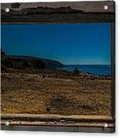 Elba Island - Inside The Frame - Ph Enrico Pelos Acrylic Print by Enrico Pelos