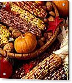 Fall Harvest Acrylic Print