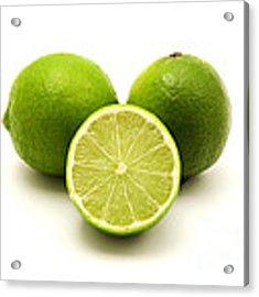 Persian Lime Acrylic Print