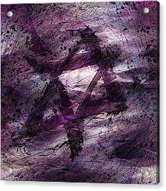 . . . When We Remembered Zion Acrylic Print by Rachel Christine Nowicki
