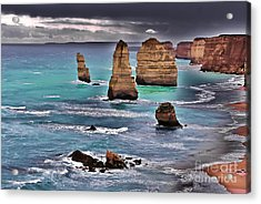 12 Apostles Acrylic Print