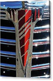 41 Chevrolet Emblem Acrylic Print