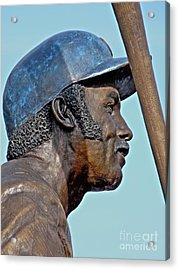 Billy Williams Acrylic Print by David Bearden