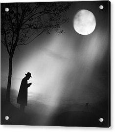 ............. Acrylic Print by Jay Satriani