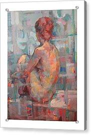 Modelo  Acrylic Print