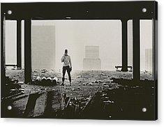 New York City  Untitled Three Acrylic Print