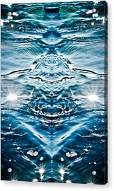 Portal No.11 Acrylic Print by Tim Cargill