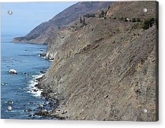 Ragged Point View Acrylic Print