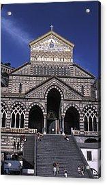 Saint Andrea In Amalfi, Italy Acrylic Print by Richard Nowitz