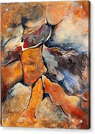 Stepping Stones No. 1 Acrylic Print
