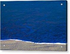 Surfline Acrylic Print