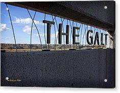 The Galt Museum Acrylic Print