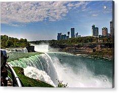 004 Niagara Falls  Acrylic Print