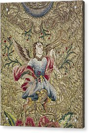 Chasuble, 18th Century Acrylic Print by Granger