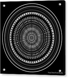 Acrylic Print featuring the digital art #011020153 by Visual Artist Frank Bonilla