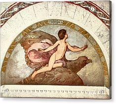 Ganymede, C1901 Acrylic Print by Granger