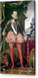 John Of Austria (1547-1578) Acrylic Print by Granger