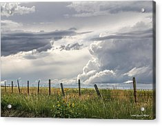 #0149 - Axtel Anceney, Southwest Montana Acrylic Print