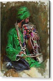 023 Sindh Acrylic Print