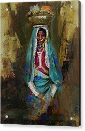 030 Sindh Acrylic Print