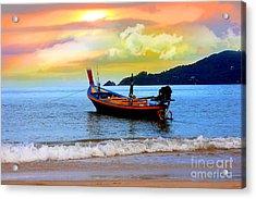 Thailand Acrylic Print