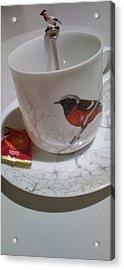 Kotori Means Bird Acrylic Print